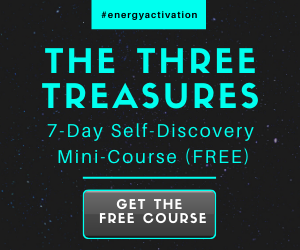 three treasures course